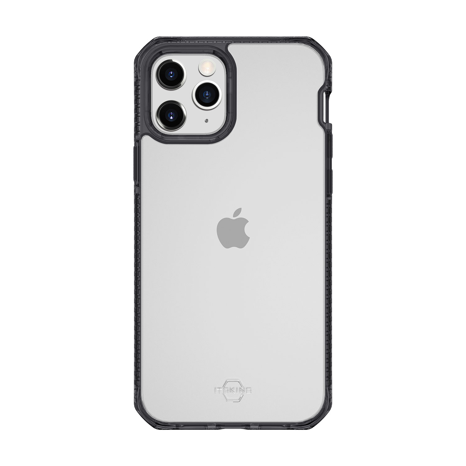 ITSKINS Cover for iPhone 12 and iPhone 12 Pro. Gennemsigtig