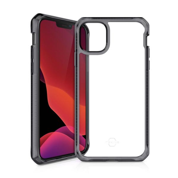 ITSKINS Cover til iPhone 12 Pro Max. Gennemsigtig