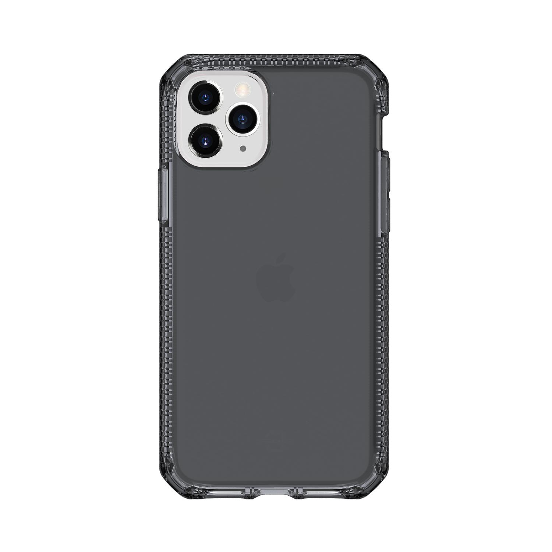 """ITSKINS Cover til iPhone 11 Max 6,5"""". Gennemsigtig Sort"""