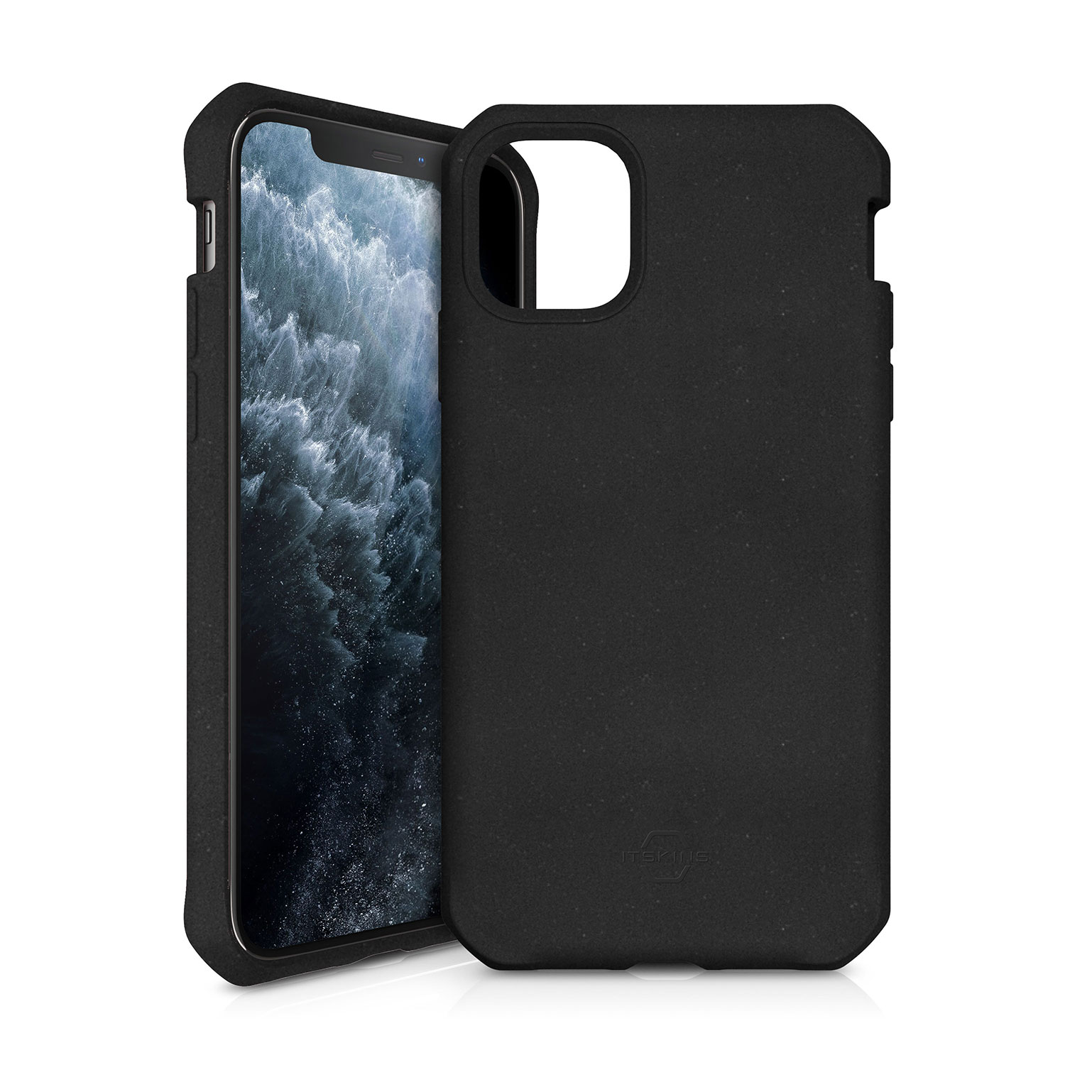 "ITSKINS FERONIABIO Cover til iPhone 11 Pro 5,8"". Sort"