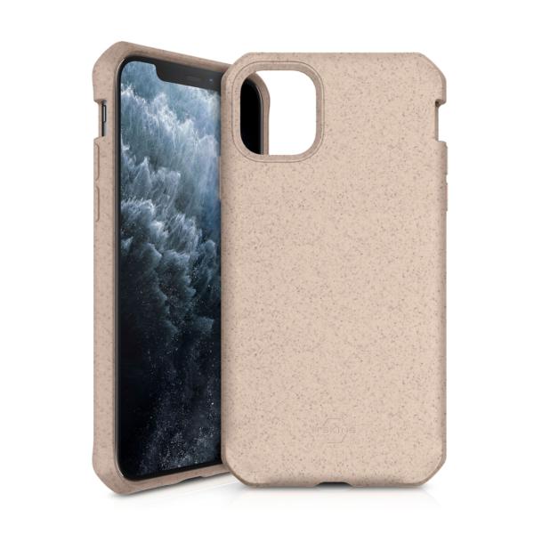 "ITSKINS FERONIABIO Cover til iPhone 11 Pro 5,8"". Natur"