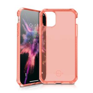 """ITSKINS Cover til iPhone 11 Pro 5,8"""". Gennemsigtig Rosa"""