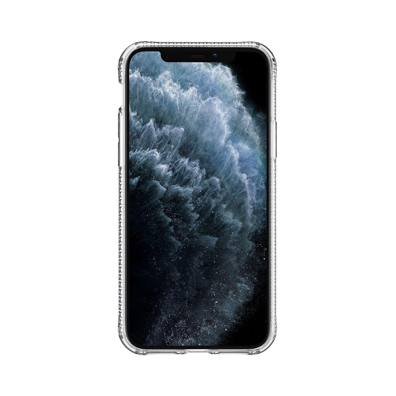 ITSKINS Gel Cover iPhone XS Max. Gennemsigtig