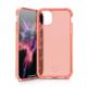 """ITSKINS Cover til iPhone 11 6,1"""". Gennemsigtig Coral"""